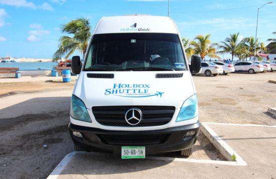 Holbox Shared Shuttle Playa del Carmen to Holbox